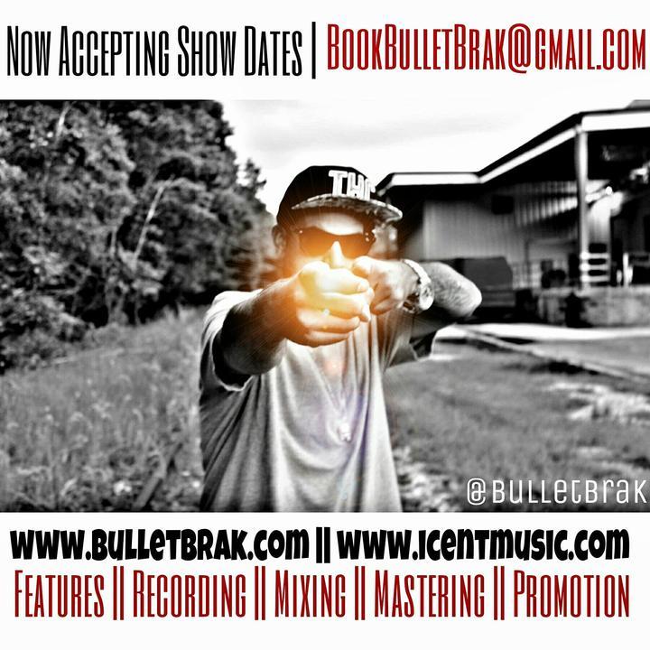 Bullet Brak Tour Dates