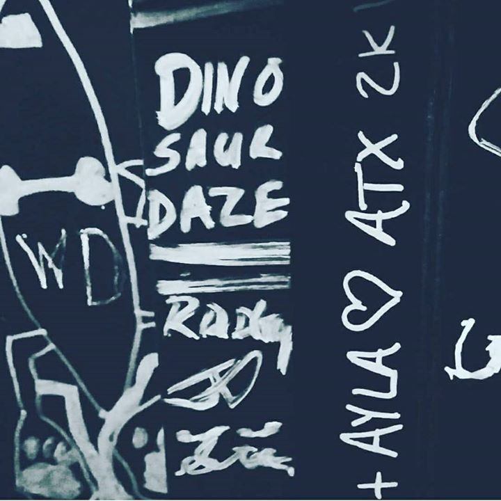 Dinosaur Daze Tour Dates
