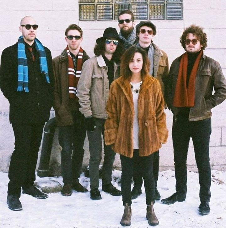 Roxy & The Underground Soul Sound @ The Captial Complex  - Fredericton, Canada