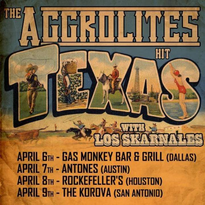 The Aggrolites @ Pappy & Harriet's  - Pioneertown, CA