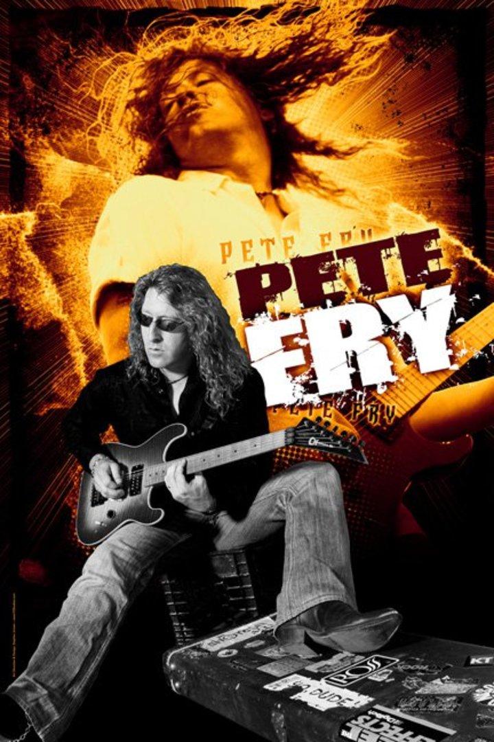 Pete Fry Tour Dates