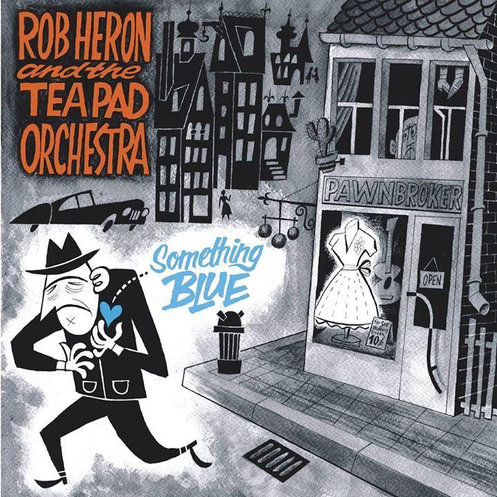 Rob Heron & The Tea Pad Orchestra Tour Dates