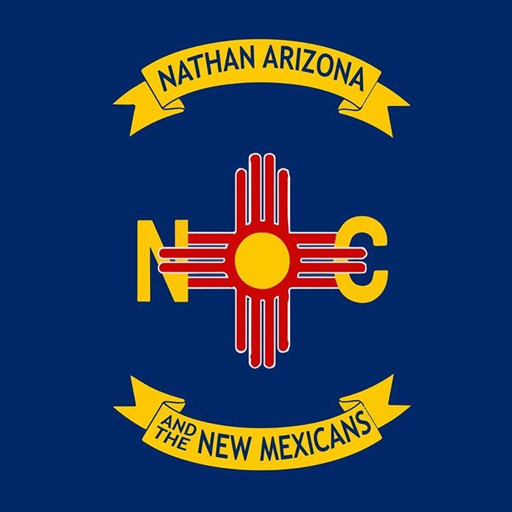 Nathan Arizona and The New Mexicans Tour Dates