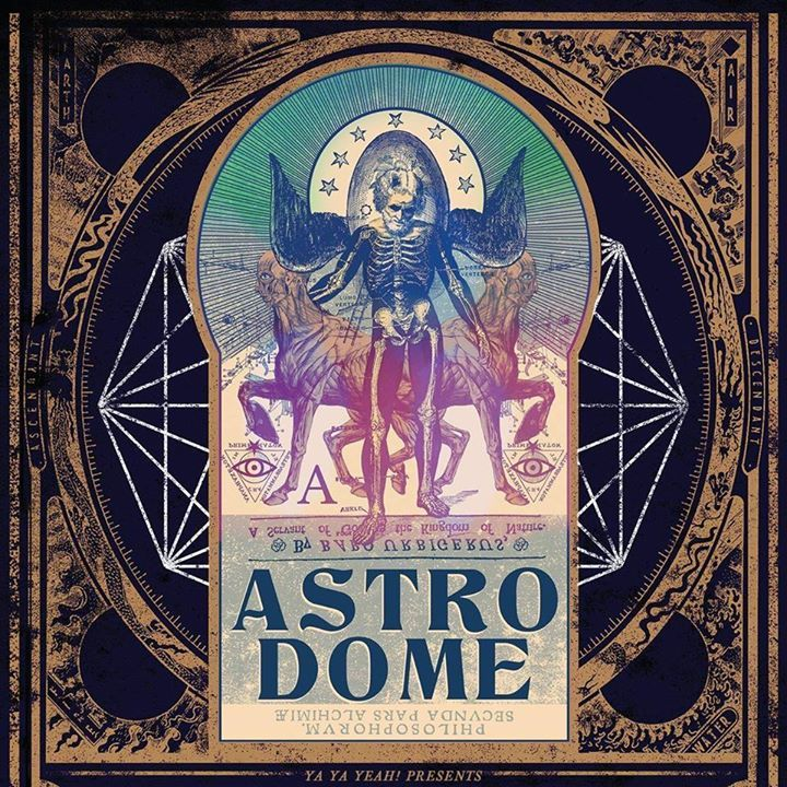 Astrodome Tour Dates