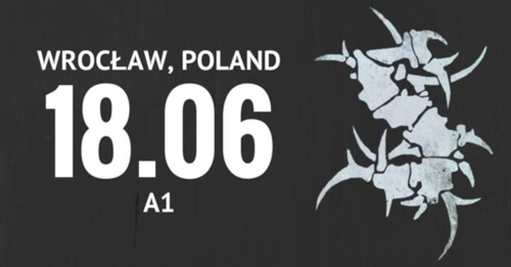Sepultura @ A1 - Wrocław, Poland