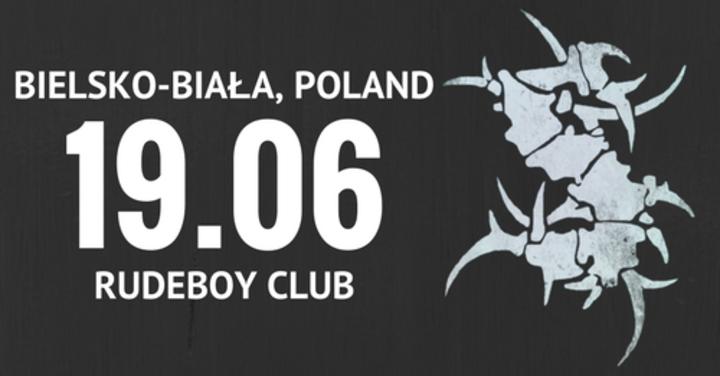Sepultura @ RudeBoy Club - Bielsko-Biała, Poland