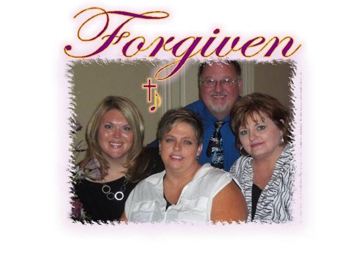 Forgiven Tour Dates