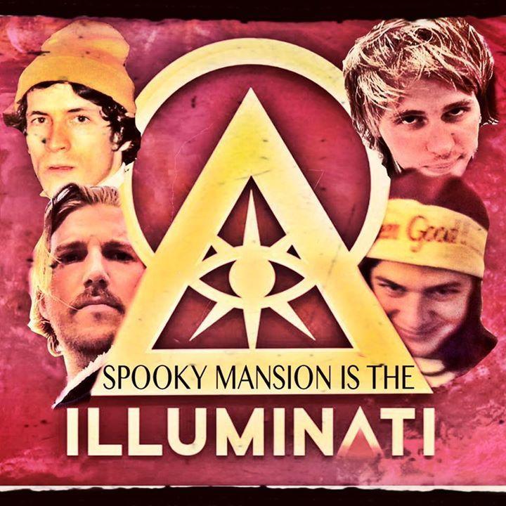 Spooky Mansion Tour Dates