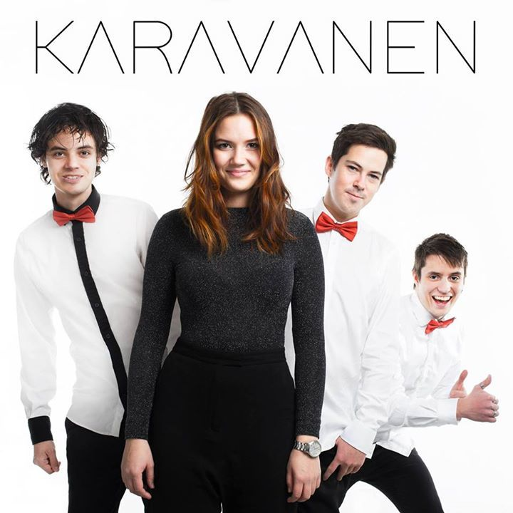 Karavanen @ Stena Saga - Oslo, Norway
