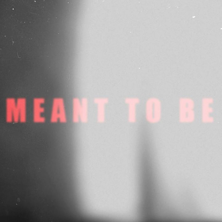 Meant to Be Tour Dates