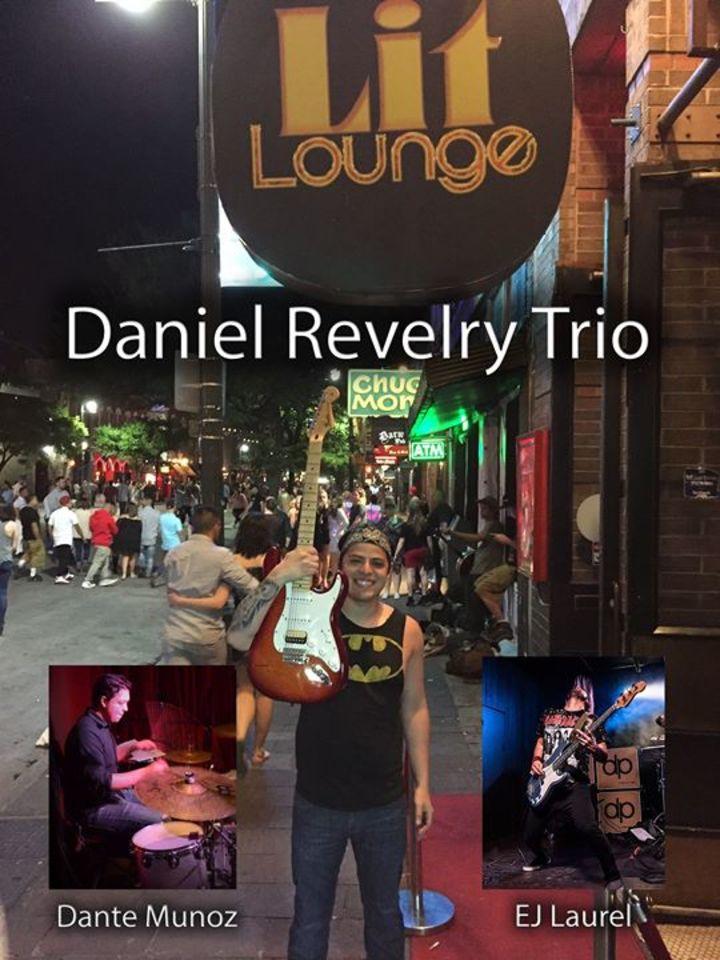 Daniel Revelry Trio Tour Dates