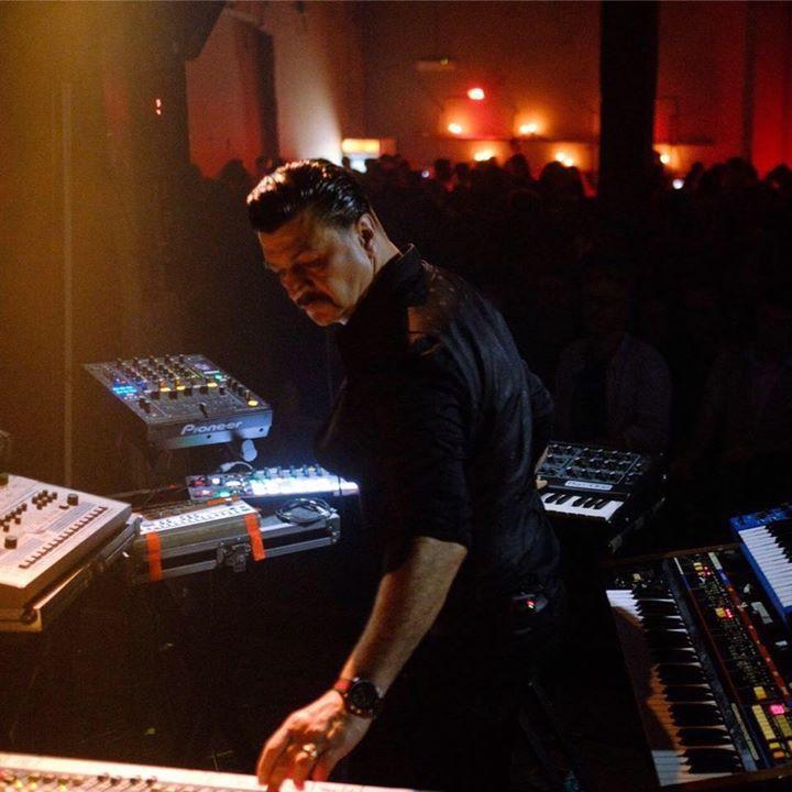 Arnaud Rebotini @ Theatre Municipal - Abbeville, France
