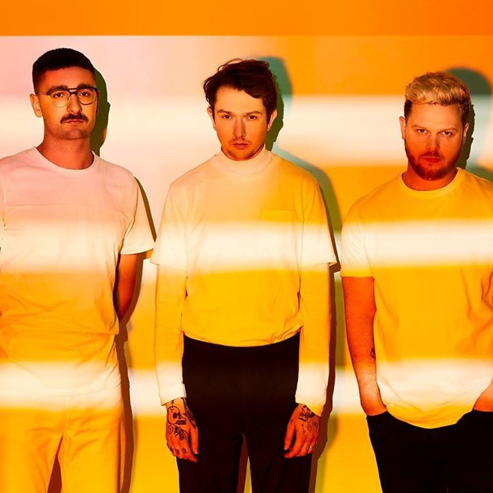 Alt-J @ TSB Bank Arena - (SOLD OUT) - Wellington, New Zealand