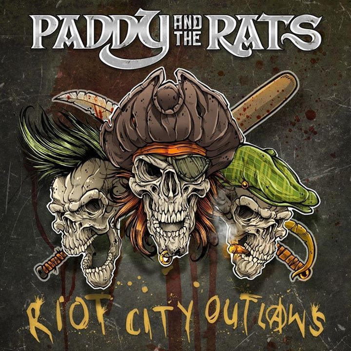 Paddy and the Rats @ Backage - Munchen, Germany