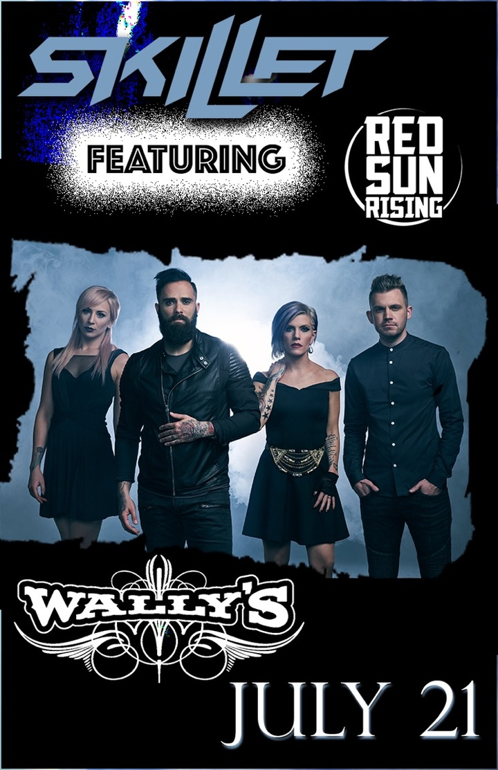 Skillet @ Wally's Pub - Hampton, NH