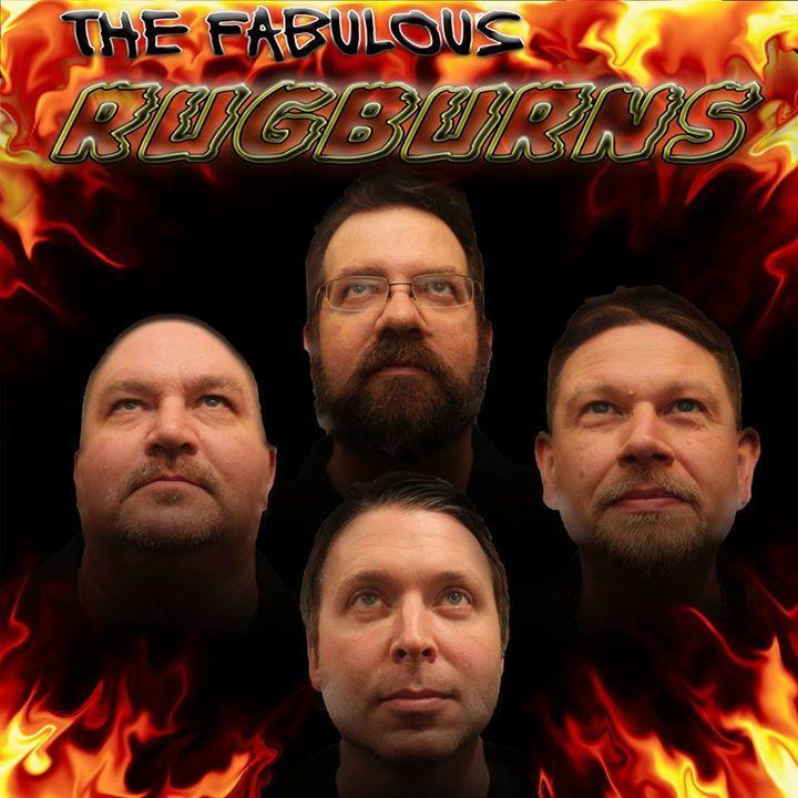 The Fabulous Rugburns Tour Dates