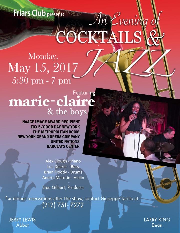 marie-claire music Tour Dates
