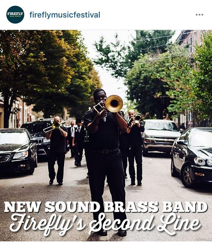 New Sound Brass NSB Tour Dates