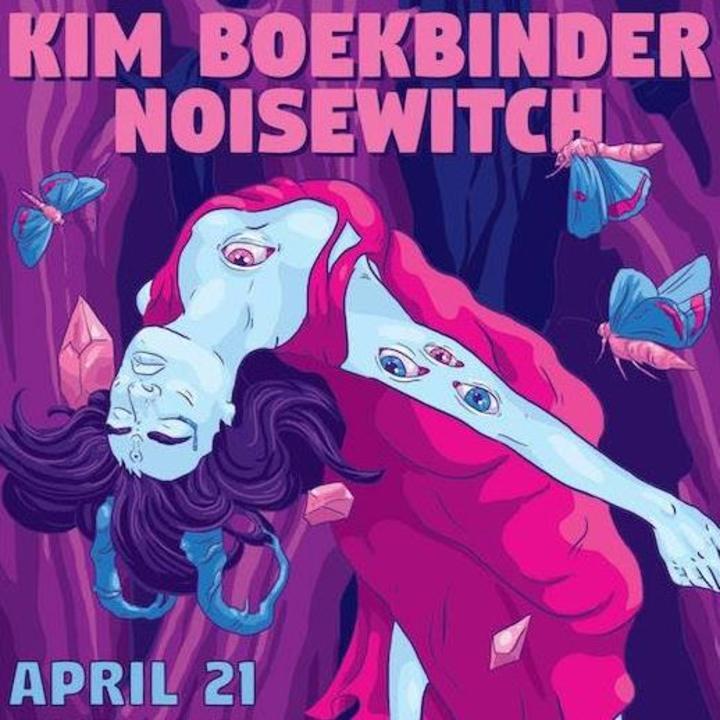 Kim Boekbinder Tour Dates