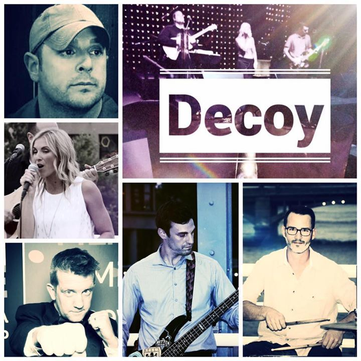 Decoy (MI) @ Peppino's  - Grand Rapids, MI