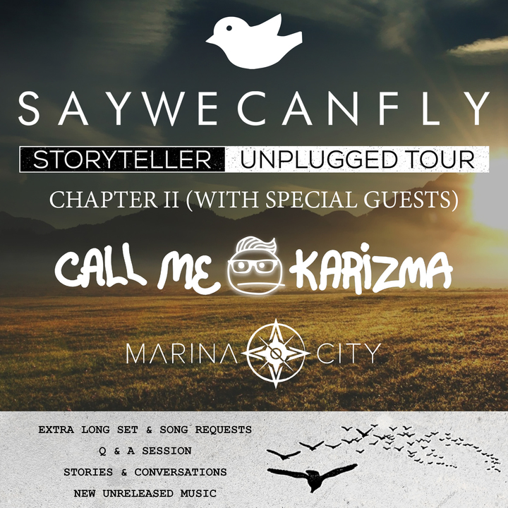 SayWeCanFly @ Masquerade - Atlanta, GA