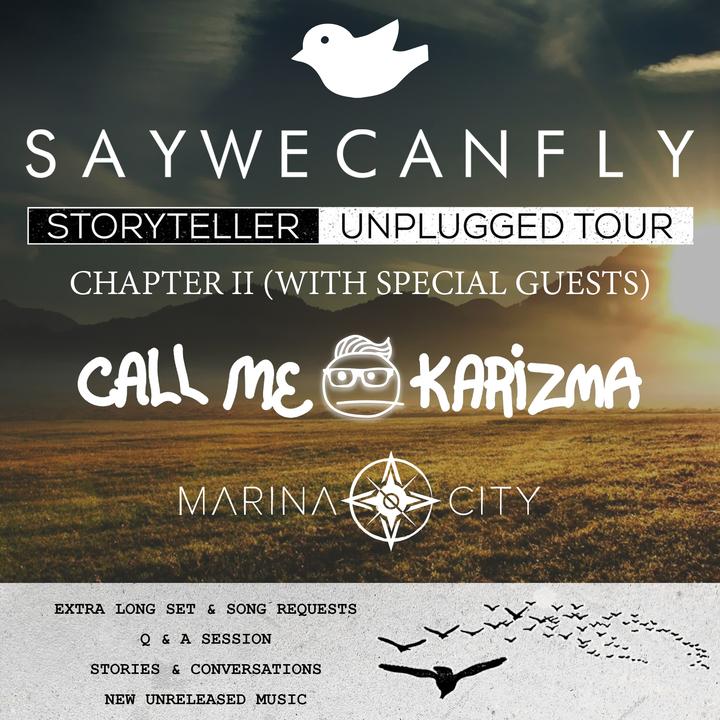 SayWeCanFly @ Songbyrd - Washington, DC