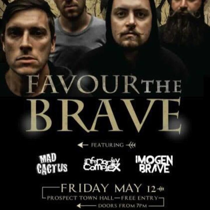 Imogen Brave Tour Dates