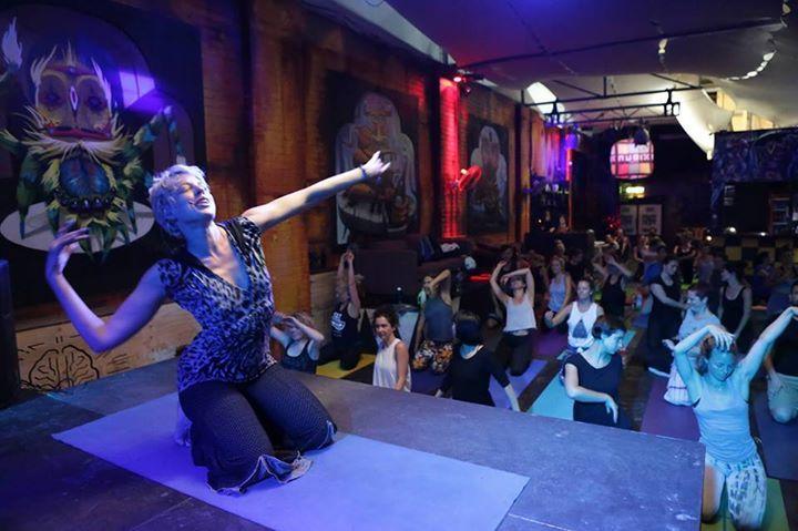 Yoga of Bass @ Luminate Festival - Nelson Airport, New Zealand
