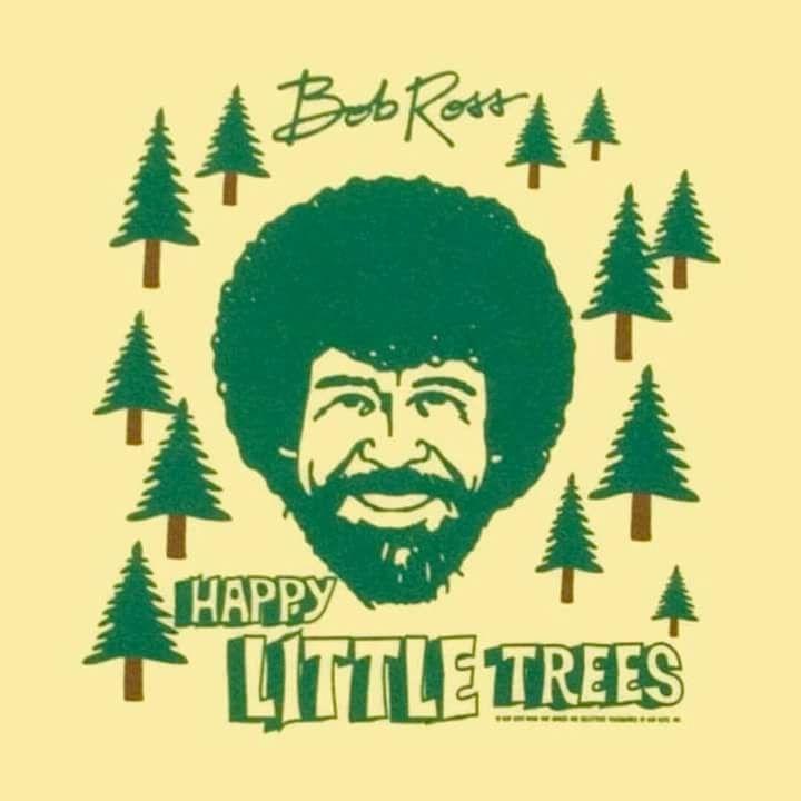 The Happy Little Trees Tour Dates