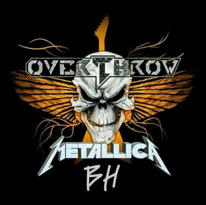 OVERTHROW METALLICA COVER BH Tour Dates