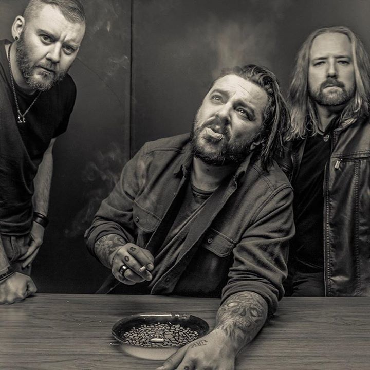 Seether @ Lucerna Music Bar - Prague, Czech Republic