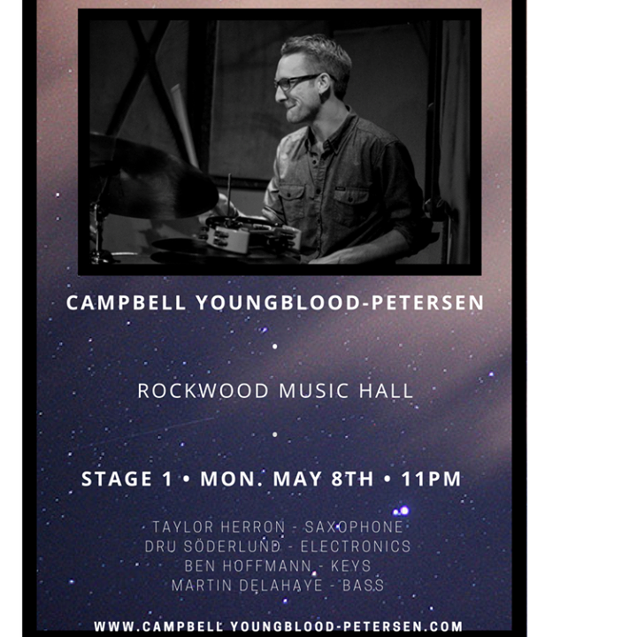 Campbell Youngblood-Petersen Tour Dates