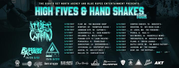 Light The Fire Tour Dates