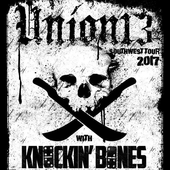 Knockin Bones Tour Dates