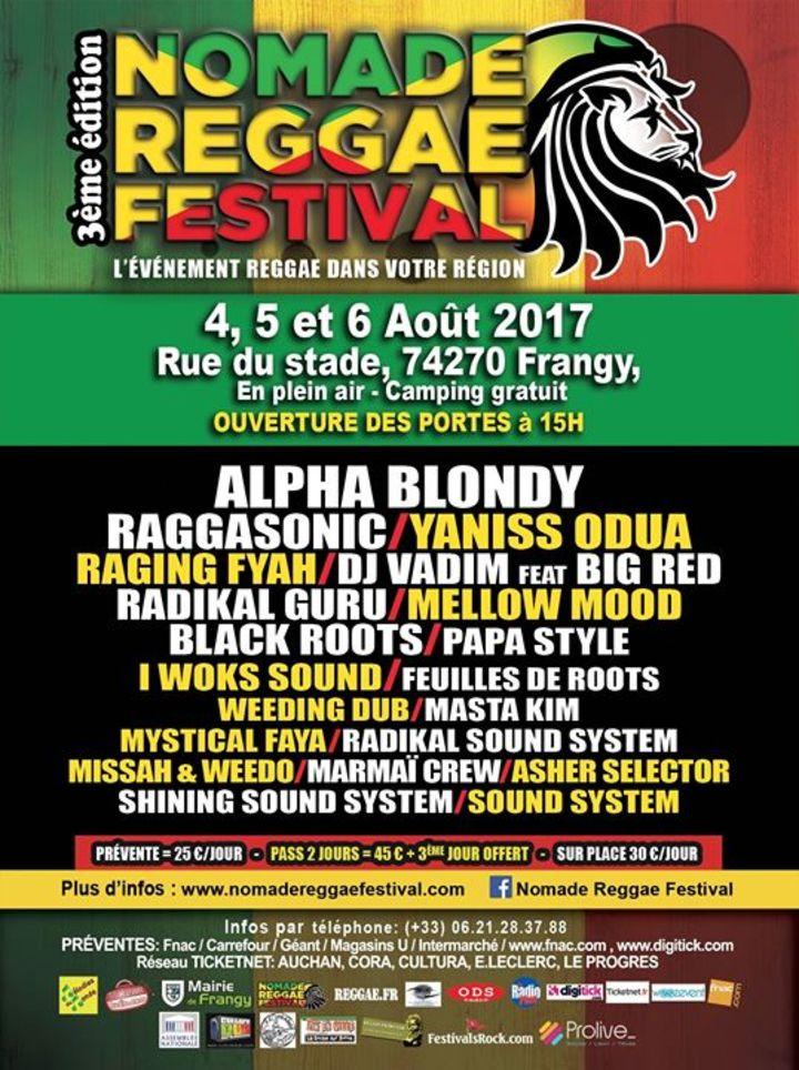 Festival Reggae de Fillinges Officiel Tour Dates