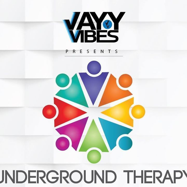 Underground Therapy - with Jayy Vibes Tour Dates