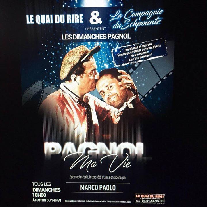 Marco Paolo Tour Dates