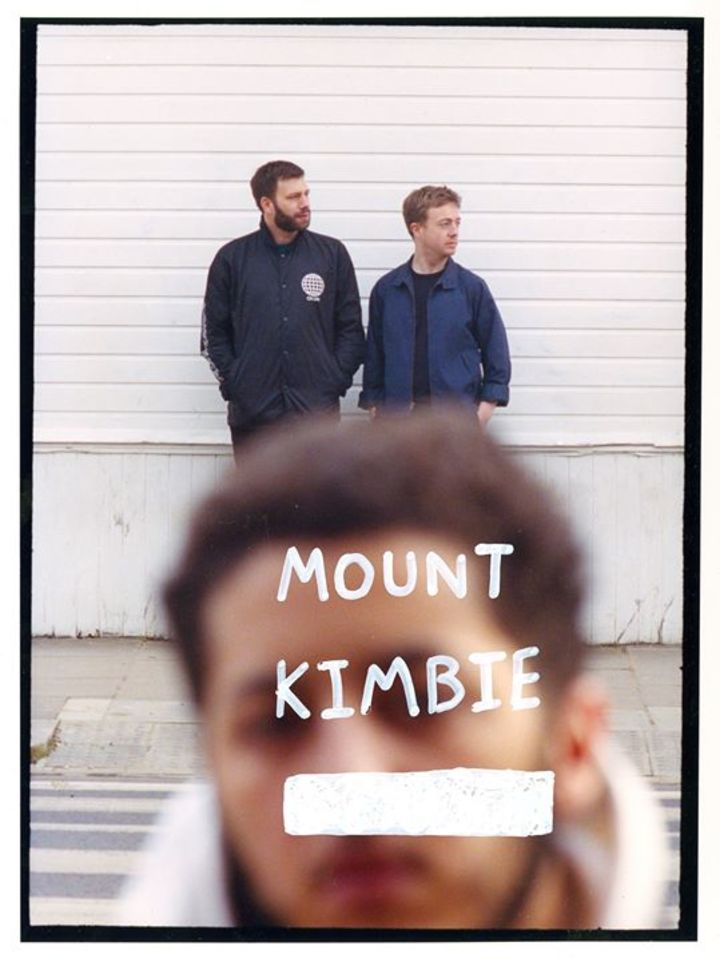 Mount Kimbie @ Masonic Lodge at Hollywood Forever - Los Angeles, CA