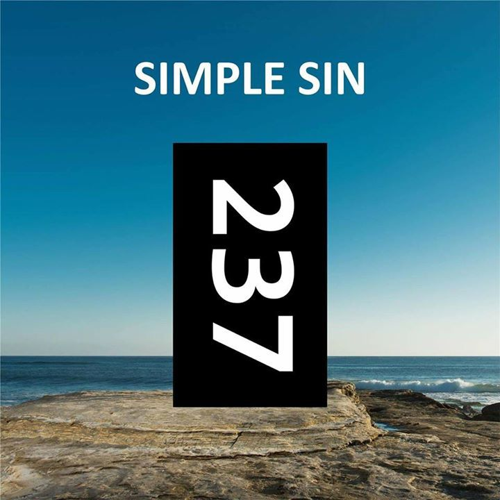 Simple Sin Tour Dates