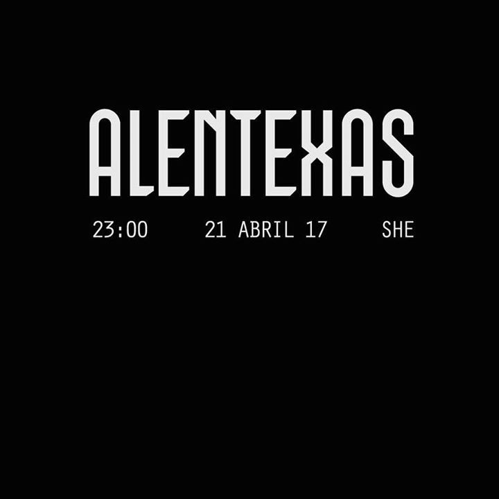 Alentexas Tour Dates