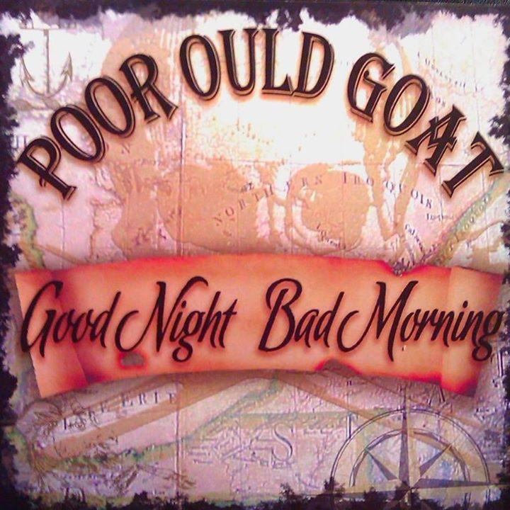 Poor Ould Goat Tour Dates