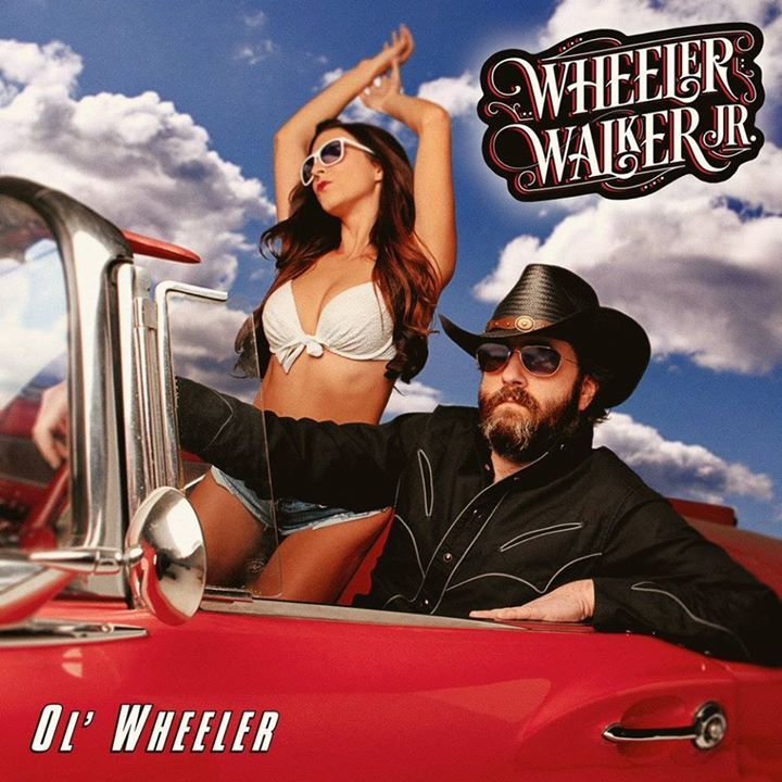 Wheeler Walker, Jr. @ The Stache - Grand Rapids, MI
