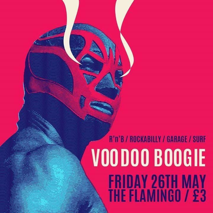 Voodoo Boogie Tour Dates