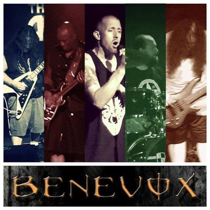 Benevox Tour Dates