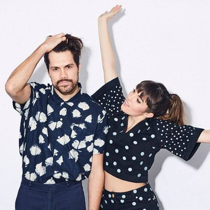 Oh Wonder @ College Street Music Hall - New Haven, CT