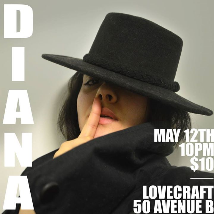 Diana Smith Tour Dates