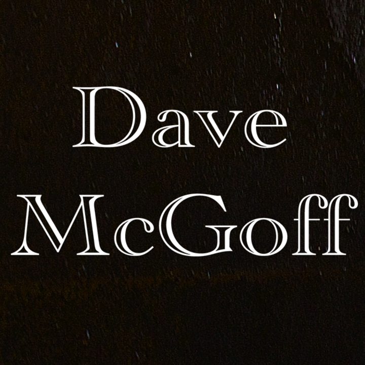 DJ Dave Mc Goff Tour Dates