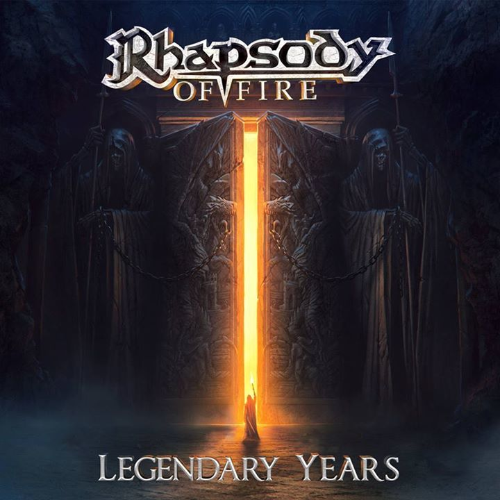 Rhapsody of Fire @ RoFa - Ludwigsburg, Germany