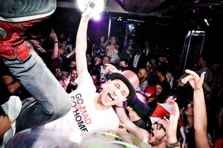 DJ Emby Tour Dates