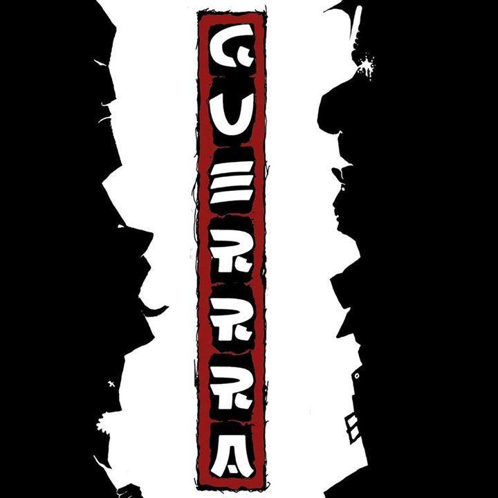 GueRRRa Tour Dates